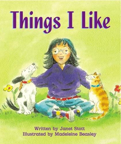 Things I Like - Storyteller (Paperback)