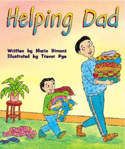 Helping Dad - Storyteller (Paperback)