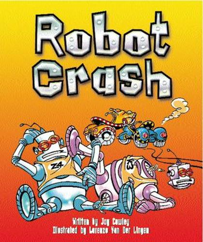 Robot Crash - Storyteller 12 (Paperback)