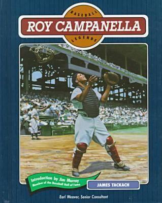 Roy Campanella - Baseball Legends S. (Hardback)