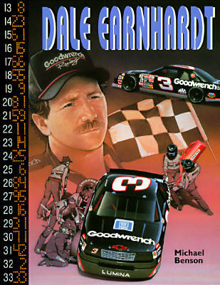 Dale Earnhardt - Race Car Legends (Hardback)