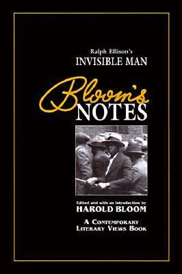 "Ralph Ellison's """"Invisible Man - Bloom's Modern Critical Interpretations (Hardback)"