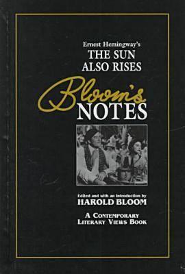 "Ernest Hemingway's ""Sun Also Rises"" - Bloom's Notes (Hardback)"