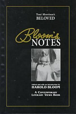 """Toni Morrison's """"""""Beloved - Bloom's Notes (Hardback)"""
