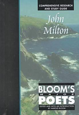 John Milton - Bloom's Biocritiques (Hardback)