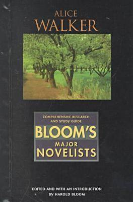 Alice Walker - Bloom's Major Novelists S. (Hardback)
