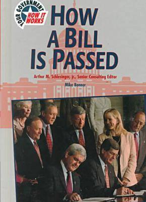 How a Bill is Passed - Your Government: How it Works (Hardback)