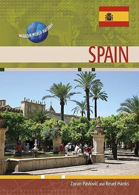 Spain - Modern World Nations (Hardback)