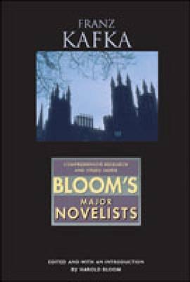 Franz Kafka - Bloom's Major Short Story Writers (Hardback)