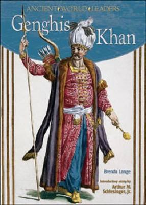 Genghis Khan - Ancient World Leaders (Hardback)