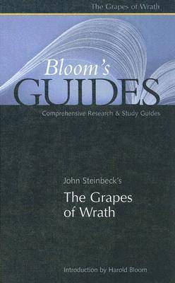 The Grapes of Wrath - Bloom's Guides (Hardback)