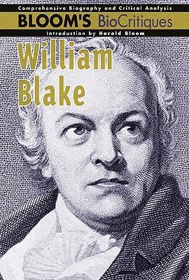 William Blake - Bloom's Biocritiques (Hardback)
