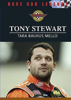Tony Stewart - Race Car Legends: Collector's Edition (Hardback)