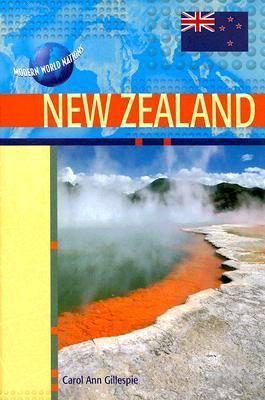 New Zealand - Modern World Nations (Hardback)