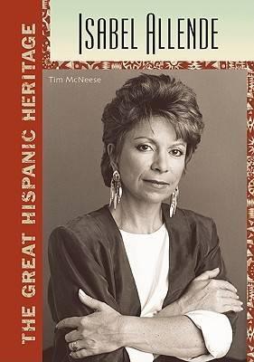 Isabel Allende - Great Hispanic Heritage (Hardback)