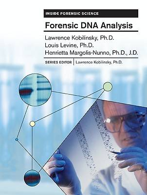 Forensic DNA Analysis - Inside Forensic Science (Hardback)