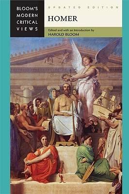 Homer - Bloom's Modern Critical Views (Hardback)