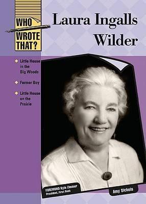 Laura Ingalls Wilder - Who Wrote That? (Hardback)