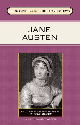 Jane Austen - Bloom's Classic Critical Views (Hardback)