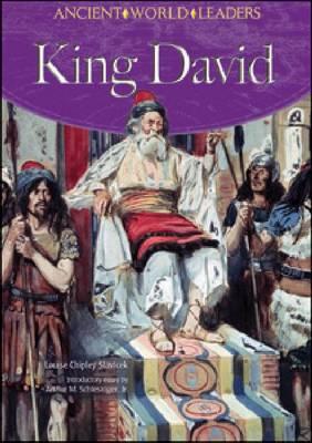 King David - Ancient World Leaders (Hardback)