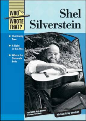 Shel Silverstein (Hardback)
