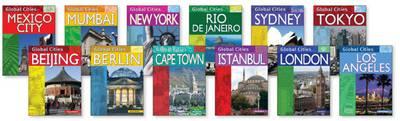 Global Cities Set - Global Cities (Hardback)