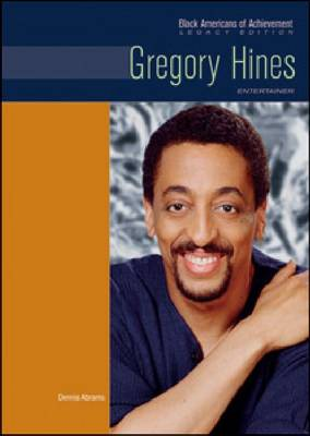 Gregory Hines: Entertainer (Hardback)