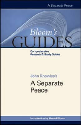 A Separate Peace (Hardback)