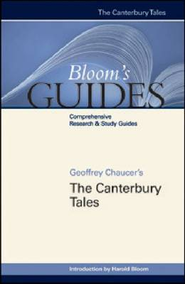 The Canterbury Tales - Bloom's Guides (Hardback)