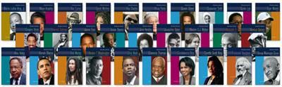 Black Americans of Achievement: Legacy Edition Set - Black Americans of Achievement (Hardback)
