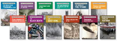 Great Historic Disasters Set - Great Historic Disasters (Hardback)