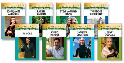 Conservation Heroes Set (Hardback)