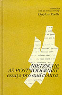Nietzsche as Postmodernist: Essays Pro and Contra - SUNY Series in Contemporary Continental Philosophy (Hardback)