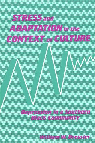 Stress and Adaptation in the Context of Culture: Depression in a Southern Black Community (Paperback)