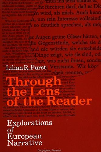 Through the Lens of the Reader: Explorations of European Narrative - SUNY series, The Margins of Literature (Paperback)