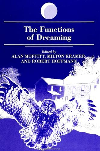 The Functions of Dreaming - SUNY series in Dream Studies (Paperback)