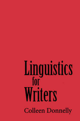 Linguistics for Writers (Paperback)