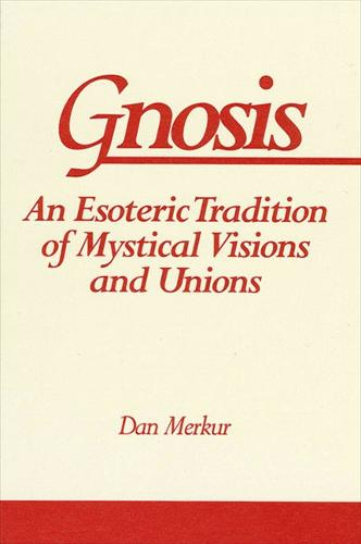 Gnosis: An Esoteric Tradition of Mystical Visions and Unions - SUNY series in Western Esoteric Traditions (Paperback)