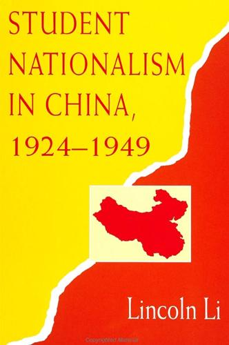 Student Nationalism in China, 1924-1949 - SUNY series in Chinese Philosophy and Culture (Paperback)