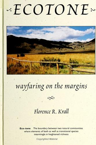 Ecotone: Wayfaring on the Margins - SUNY series, Feminist Theory in Education (Paperback)