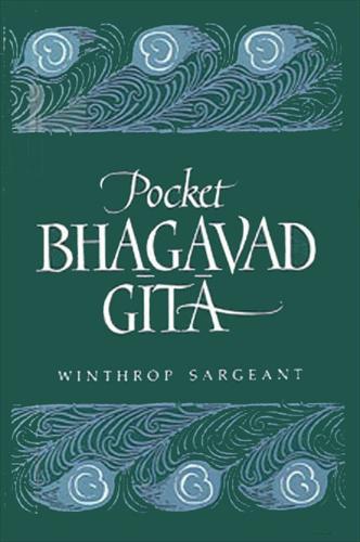 Pocket Bhagavad Gita (Paperback)