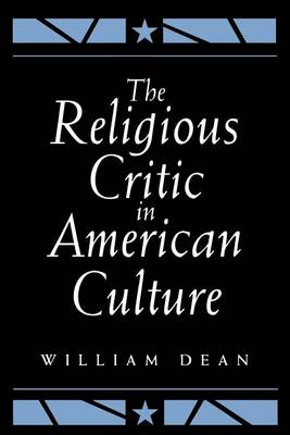 The Religious Critic in American Culture (Paperback)