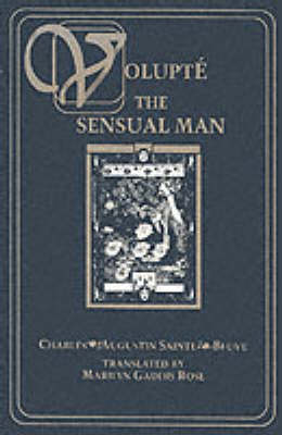 Volupte: The Sensual Man (Paperback)