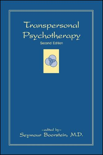 Transpersonal Psychotherapy - SUNY series in the Philosophy of Psychology (Paperback)