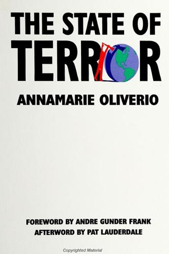 The State of Terror - SUNY series in Deviance and Social Control (Paperback)