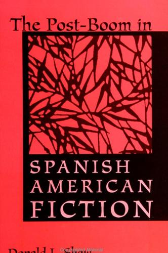 The Post-Boom in Spanish American Fiction - SUNY series in Latin American and Iberian Thought and Culture (Paperback)