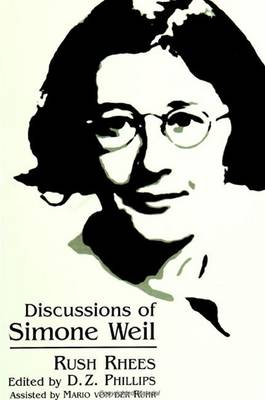 Discussions of Simone Weil - SUNY series, Simone Weil Studies (Paperback)