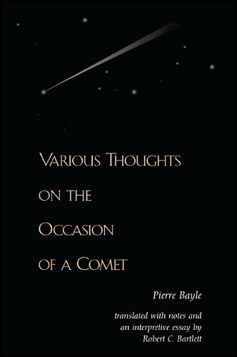 Various Thoughts on the Occasion of a Comet (Paperback)