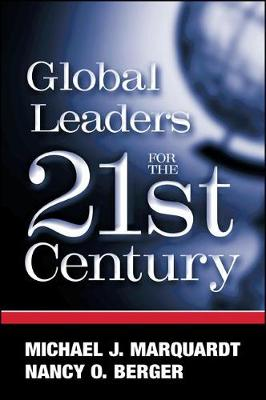 Global Leaders for the Twenty-First Century - SUNY series in Management-Communication (Hardback)
