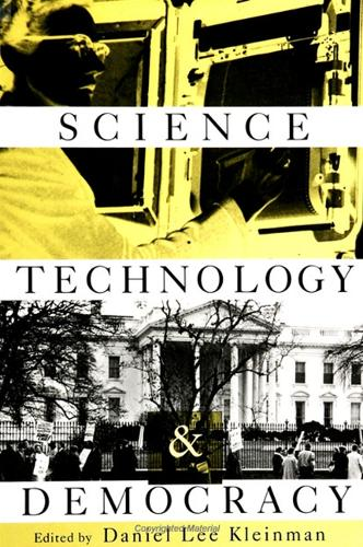 Science, Technology, and Democracy - SUNY series in Science, Technology, and Society (Paperback)